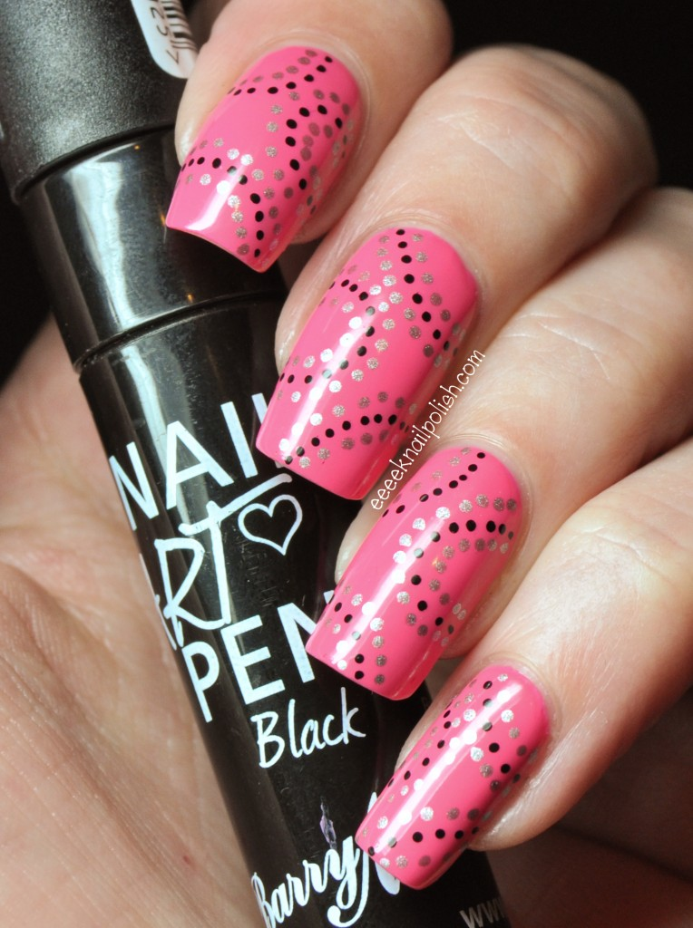 7 Cool Nail Art Pen Designs in Nail
