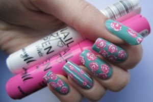 Nail , 7 Cool Nail Art Pen Designs : Nail Art Pens Pictures