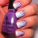 PurpleTape , 6 Purple Prom Nail Designs In Nail Category