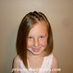 Hairstyles For Girls - Hair Styles - Braiding - Princess Hairstyles , 7 Little Girls Twist Hairstyles In Hair Style Category