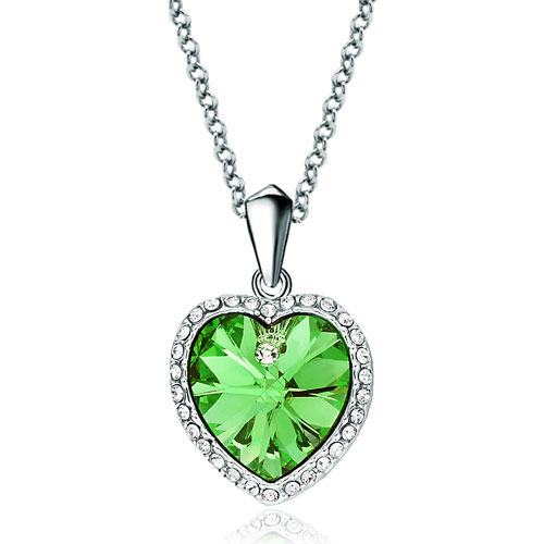 6 Heart Necklaces For Women in Jewelry