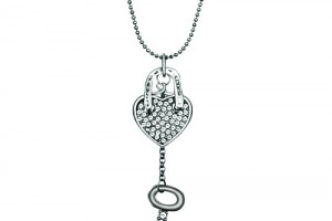 500x500px 6 Heart Necklaces For Women Picture in Jewelry