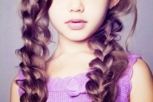 Hair Style , 7 Little Kid Hairstyles : Perfect Kids Hairstyles For Girls