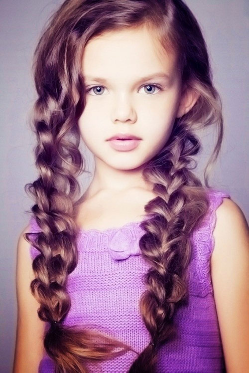 Perfect kids hairstyles for girls 7 little kid hairstyles large 500 x 748 urmus Gallery