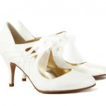 Perfect Vintage Wedding Shoes , 8 Vintage Style Dress Shoes In Shoes Category