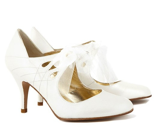 Shoes , 8 Vintage Style Dress Shoes : Perfect Vintage Wedding Shoes