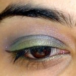 in Eye Makeup Looks , eyeshadow , Makeup Tutorials , 6 Peacock Eye Makeup Tutorial In Make Up Category