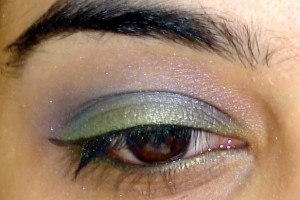617x484px 6 Peacock Eye Makeup Tutorial Picture in Make Up