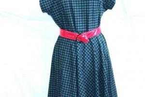 Fashion , 5 Vintage Style Dresses Plus Size : Plus Size Retro Style Dress