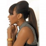 Pretty Ponytails , 6 Pretty Ponytail Hairstyles In Hair Style Category
