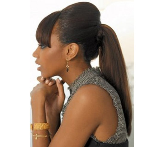 6 Pretty Ponytail Hairstyles in Hair Style