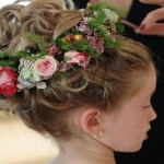 Pretty Toddler Hairstyles Flower , 5 Toddler Flower Girl Hairstyles In Hair Style Category