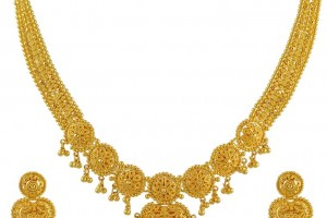 Jewelry , 8 Gold Necklaces For Women : Pure Gold Necklaces