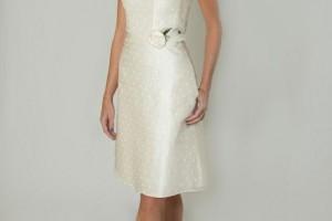 570x855px 6 Vintage Short Wedding Dress Picture in Wedding