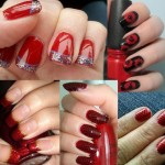 ... -design-funky-nail-art-cool-nail-art-nail-art-nail-polish-designs.jpg , 6 Red Nail Polish Ideas In Nail Category