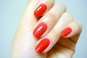 500x375px 6 Red Nail Polish Ideas Picture in Nail