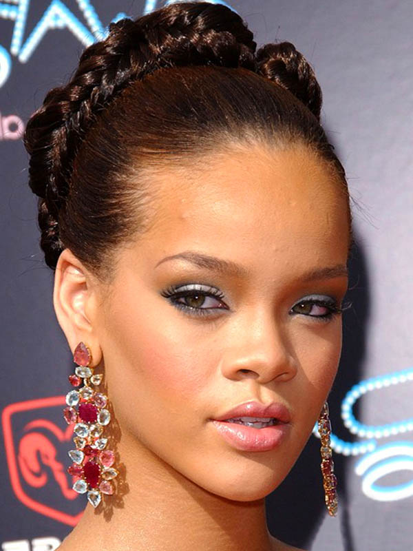 6 Braiding Updos in Hair Style