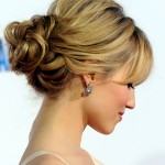Romantic Loose Bun Updos Hairstyles , 6 Bun Dos Hairstyles In Hair Style Category
