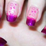 Romantic Nail Art , 6 Romantic Nail Art Design In Nail Category