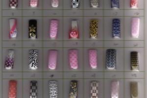 Nail , 6 Pre Designed Nail Tips : Sell pre-designed nail tips