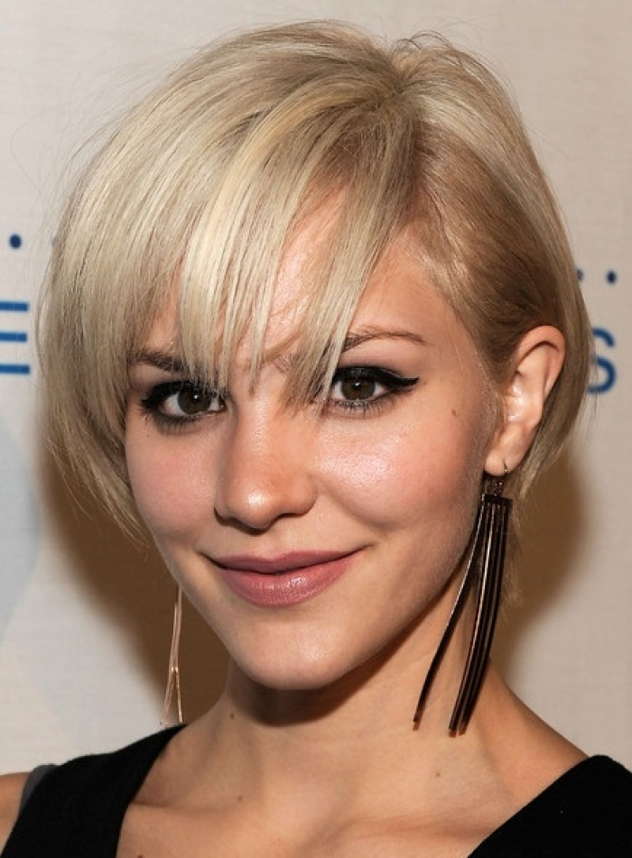 Short Hairstyles For Thick Hair Women Woman Fashion