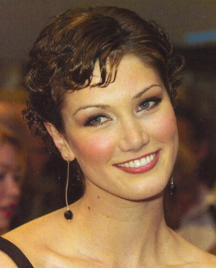 Hair Style , 6 Short Hairstyles For Naturally Curly Hair Women : Beautiful Short Hairstyles For Women Over 40 | Short Hairstyles 2013