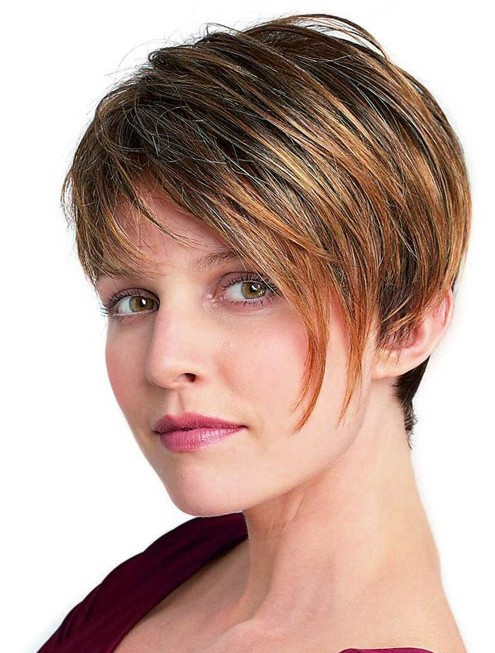 7 Short Thick Hairstyles For Women in Hair Style