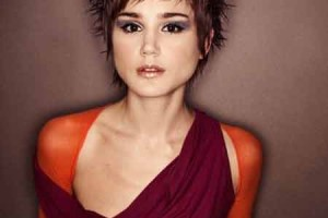 450x541px 5 Spiky Short Hairstyles Picture in Hair Style