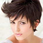 Short Spiky Hairstyles For Women Hairstyles | LONG HAIRSTYLES , 6 Spiky Short Hairstyles In Hair Style Category