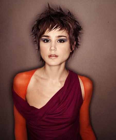 5 Spiky Short Hairstyles in Hair Style
