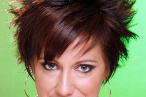 500x600px 9 Short Textured Hairstyles Women Picture in Hair Style