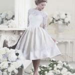 Short Vintage Lace Wedding Dresses , 8 Vintage Short Wedding Dress In Wedding Category