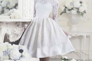 Wedding , 8 Vintage Short Wedding Dress : Short Vintage Lace Wedding Dresses
