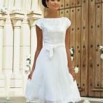 Short Vintage Wedding Dresses , 8 Vintage Short Wedding Dress In Wedding Category