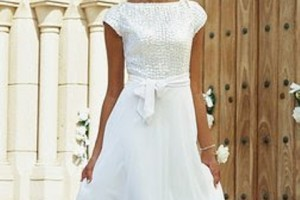 480x640px 8 Vintage Short Wedding Dress Picture in Wedding
