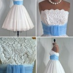 Short Wedding Dress Style , 8 Vintage Short Wedding Dress In Wedding Category