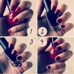 Simple Nail Art Designs For Beginners Step By Step , 7 Nail Art Pen Designs Step By Step In Nail Category