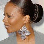 Sleek Bun Hairstyle for Black Women , 6 Updo Hairstyles For Black Girls In Hair Style Category