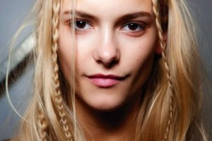Hair Style , 6 Small Braided Hairstyles : Small Braids