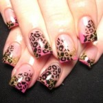 Spring Ultra Glam Romantic Nail Art , 5 Romantic Nail Art Design In Nail Category