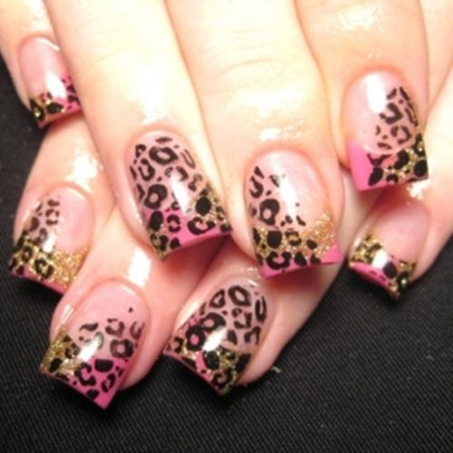 5 Romantic Nail Art Design in Nail
