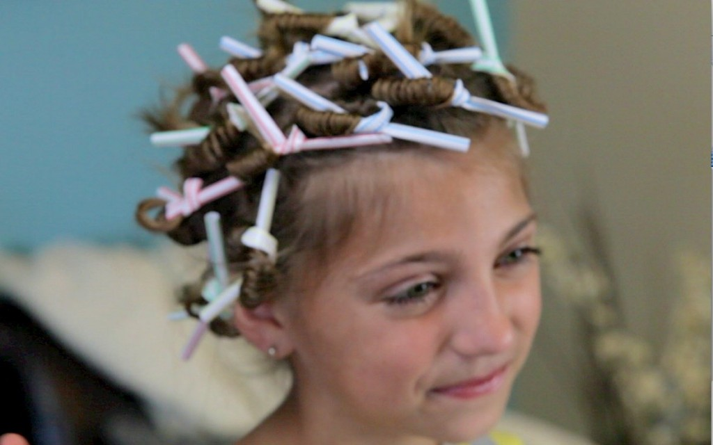 6 Straw Curls Hairstyle in Hair Style