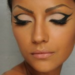 Striking Cat Eyes , 8 Eye Makeup For A Cat In Make Up Category