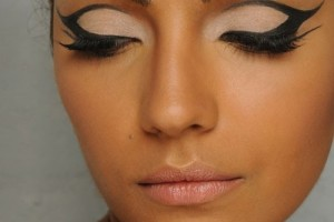 Make Up , 8 Eye Makeup For A Cat : Striking Cat Eyes