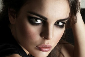 580x727px 7 Goth Eye Makeup Picture in Make Up