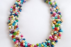 1000x1000px 6  Pearl And Crystal Necklace Picture in Jewelry