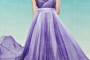 Fashion , 7 Long Vintage Prom Dresses : Tencel Vintage A line Sleeveless Long Prom Dress