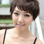 Textured Short Haircut for Women , 9 Short Textured Hairstyles Women In Hair Style Category