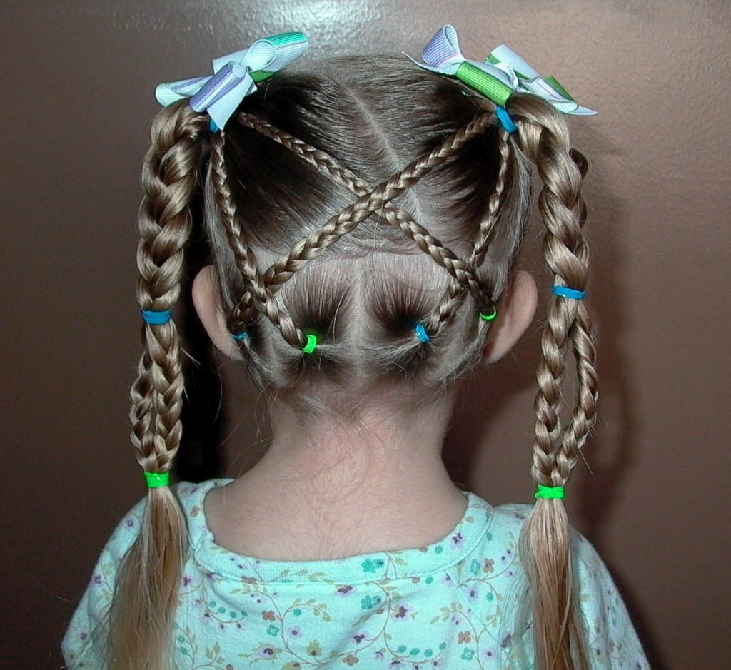 7 Little Girl Braided Hairstyles in Hair Style