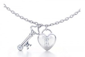 500x500px 12 Tiffany Necklace Picture in Jewelry